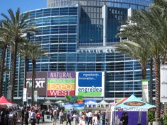 All ready for #ExpoWest2014