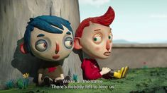 My Life as a Courgette / Ma vie de courgette (2016) - Trailer (English S...
