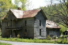 farmhouse in Haywood County NC.
