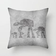 Star Wars Throw Pillow by Nostromo - $20.00