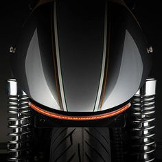 Canyon Motorcycles. Bonneville, Thruxton, Scrambler Parts & Service | Fender Eliminator & Taillights