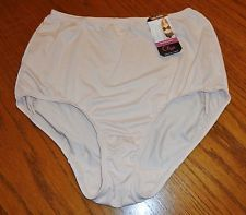 NWT Olga Without a Stitch Silky Smooth Comfort Brief Panties Size 9/2XL