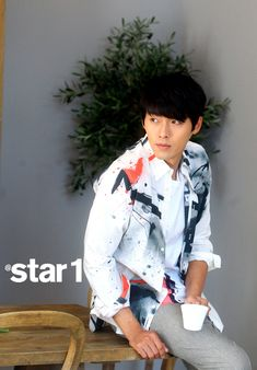 Hyun Bin Is Adorable In @Stacy Wilkins, As Expected