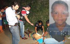 Adolescente com problemas mentais é assassinado a tiros em Teixeira de Freitas