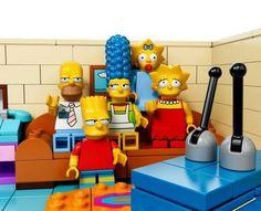 IdeaFixa » A casa dos Simpsons de Lego agora é oficial