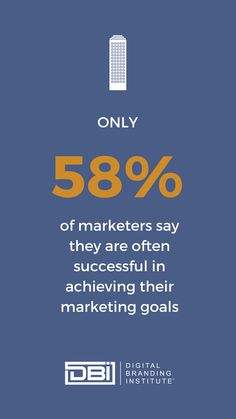 Only of marketers say they are often successful in achieving their marketing goals Marketing Goals, Email Marketing, Content Marketing, Social Media Marketing, Business Goals, Business Tips, Search Optimization, Website Maintenance, Search Engine Marketing