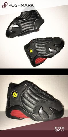Jordan's 3c Jordan XIV Retro // Like New ‼️// Size 3c // $25 Jordan Shoes Sneakers