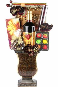 Outstanding Orchids - Purim Gift