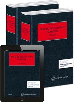 Tratado del contrato de seguro / Abel B. Veiga Copo. - 2 vol. - 4ª ed. - 2016