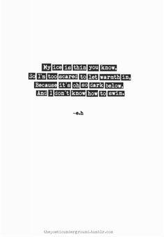 thepoeticunderground.tumblr.com  #poem #poetry #poet