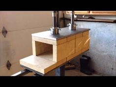 Having your own homemade propane forge will enable you to transform steel and glass into…