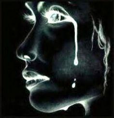 crying eyes great negative