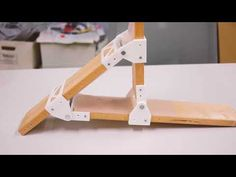 Bending Plywood with 3D Printed Tool(Experiement) - YouTube