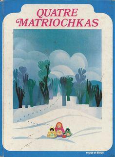 école : références: Quatre matriochkas (Claude Simon)