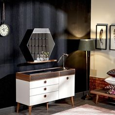 Source Modern Furniture Collection 2018 / Turkish Bedroom on m.alibaba.com Furniture Collection, Turkish Furniture, Modern Furniture, Furniture, Bedroom Trends, Bedroom Bed Design, Home Decor, Master Bedroom Set, Modern Bedroom Furniture