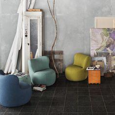 freistil 173 Sessel von Rolf Benz im ikarus...design shop