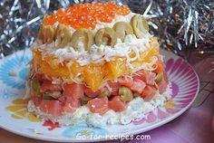 Salad «New Year».