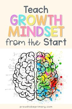 Check out these tips for teachers who are wanting to teach growth mindset in the classroom this school year. Want to know how to start the school year off right? This article provides the information you need to build growth mindset skills. #growthmindset #teachingtips #teacherresources #socialemotionallearning What Is Growth Mindset, Growth Mindset Book, Growth Mindset Activities, Teaching Social Skills, Social Emotional Learning, Teaching Tips, Responsibility Lessons, The Power Of Yet, Learning Quotes