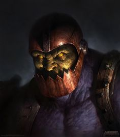 Geek Art: Masters of the Universe - TRAPJAW  - News - GeekTyrant