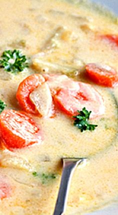 Authentic Amish Chicken Soup ❊