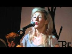 Unbelievable voice. Love #EllieGoulding! - The Writer (Live At The Cherrytree House)