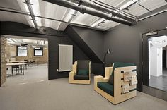 Club Workspace – Southbank @Cargo Works