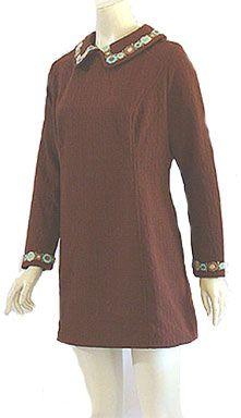 Ajax Mod 60s Mini Dress