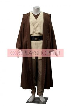 Looking for high quality Star Wars cosplay with great price? Check out this Star Wars Obi-wan Kenobi Cosplay Costume and start saving big today! Star Wars Darth Revan, Star Wars Padme, Star Wars Quotes, Star Wars Humor, Cosplay Costumes For Sale, Costume Ideas, Han Solo Cosplay, Star Wars Princess Leia, Star Wars Facts