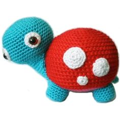 Remember him! He is one of my favorite patterns.still inspires me! They taught me amigurumi. Crochet Turtle, Crochet Cross, Knit Or Crochet, Crochet Dolls, Crochet Stitches, Crochet Hats, Amigurumi Free, Amigurumi Patterns, Crochet Patterns