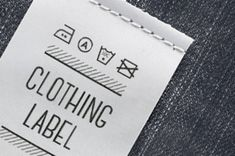 A realistic clothing label psd mockup to showcase your design. It uses smart layers to make it easy to just drag...