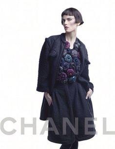 Chanel fall 2013 campaign