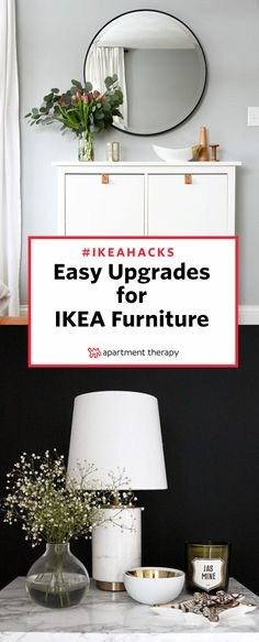the best things about IKEA pieces is the myriad ways you can tweak, hack, tinker with, and customize them to create beautiful, unique pieces on a reasonable budget.