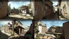 Favela (Counter-Strike: Global Offensive > Maps > Bomb/Defuse) - GAMEBANANA (Rick, 2014)