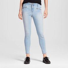 Women's Jeans Black Light Denim