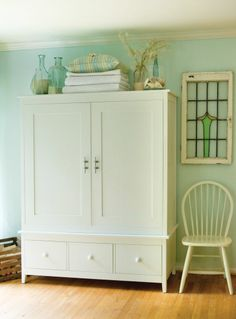 Coastal Cottage Furniture | Maine Cottage #colorfulfurniture