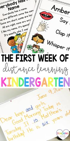 Looking for distance learning ideas for back to school? This blog post has ideas for building your classroom community during distance learning. Use the ideas for back to school, and revisit them throughout the year to keep your classroom community strong. Kindergarten First Day, Kindergarten Teachers, Elementary Teacher, Teaching Second Grade, First Grade Teachers, Building Classroom Community, Primary Education, Elementary Education, Classroom Activities