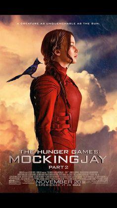 Mockingjay part 2 poster