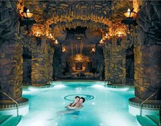 Grove Park Inn Resort and Spa - Asheville, North Carolina
