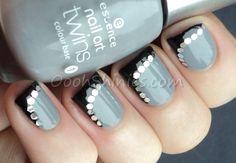 I wish i had long enough nails for this! #beauty #nails