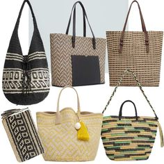 Summer Bags #fashion #mode #look #outfit #style #stylaholic #sexy #dress