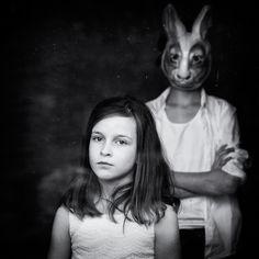 Little girls nightmare by Mirjam Delrue Artwork, Canon 5 D mark !!, 100 mm L Canon - Image #522306