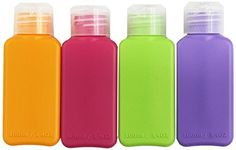 Ikea Travel Size Bottles 8 Pack, 4 colors, for cosmetic products IKEA http://www.amazon.com/dp/B00DYEJCJO/ref=cm_sw_r_pi_dp_HQ7Vvb0Y7WYM6