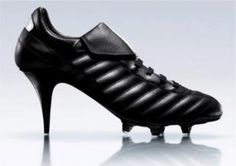 OK Girls! Now you can play Soccer in STYLE!