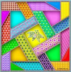 3D Mosaic To Enjoy Puzzle created by Hummingbird59Published 7. Nov 2016 Image copyright: (C) Kathy Potts 2015/16