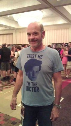Robert Picardo (ST:VOY) - I love when fandoms collide. =)