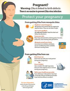 Pregnant? Protect your pregnancy infographic thumbnail