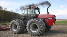 Case International 4494, the tractor i've spent endless hours in discin dirt