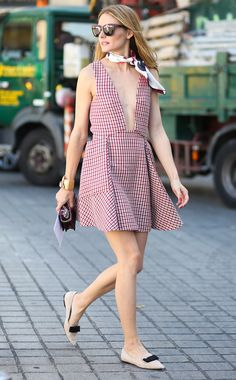 Olivia Palermo's Best Looks From Fall 2015 Couture Fashion Week - July 6, 2015  - from InStyle.com