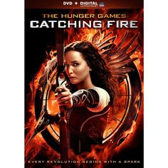 """THE HUNGER GAMES SAGA continues in this sequel that finds a revolution brewing as Katniss Everdeen (Jennifer Lawrence) and Peeta Mellark (Josh Hutcherson) take a """"Victor's Tour"""" of the districts, and President Snow (Donald Sutherland) plots their downf... http://www.overstock.com/8679385/product.html?CID=245307"""