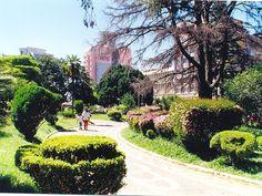 Praça Internacional - Santana do Livramento - Rio Grande do Sul
